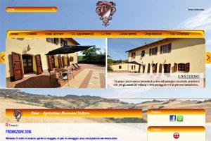 Agriturismo Mannaioni Volterra sito web