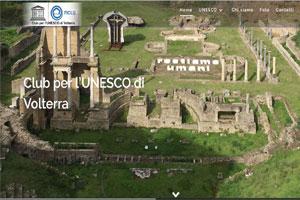 Club per l'Unesco di Volterra sito web