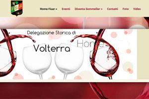 Fisar Volterra sito web