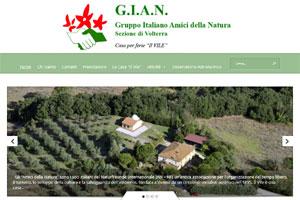 Gruppo Italiano Amici della Natura di Volterra sito web