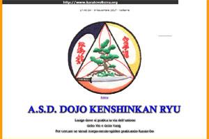 Karate Volterra sito web