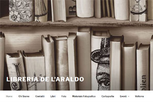 Libreria De L'Araldo Volterra sito web