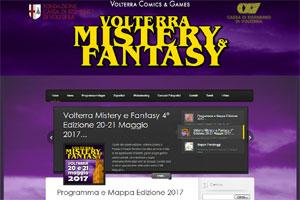 Mistery & Fantasy Volterra sito web