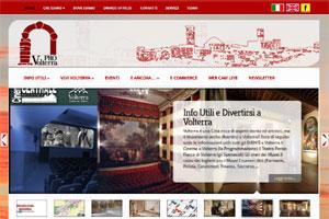 Pro Volterra sito web