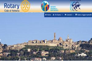 Rotary Club Volterra sito web