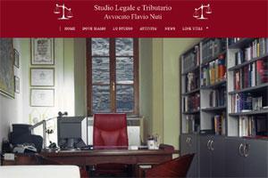 Studio Legale Nuti sito web
