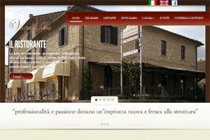 Il Vecchio Mulino sito web